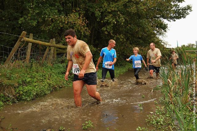 2011 Spartacus Challenge