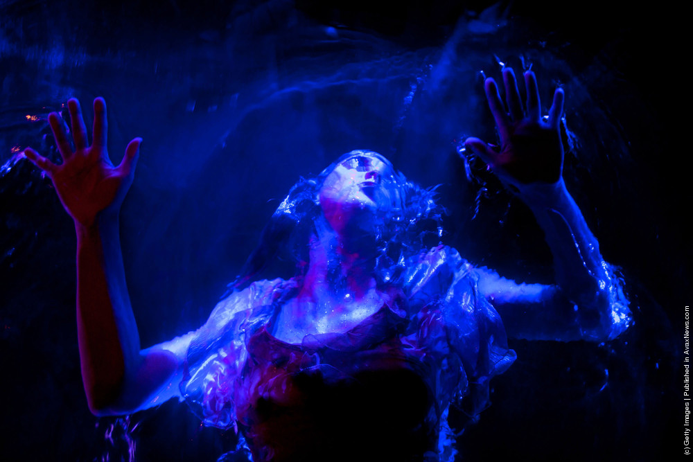 Fuerza Bruta Show Prepares For Launch In Israel