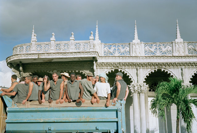 In Castro's Cuba, aesthetic beauty goes hand in hand with a sense of deterioration, isolation and loss. (Photo by Tria Giovan/The Guardian)