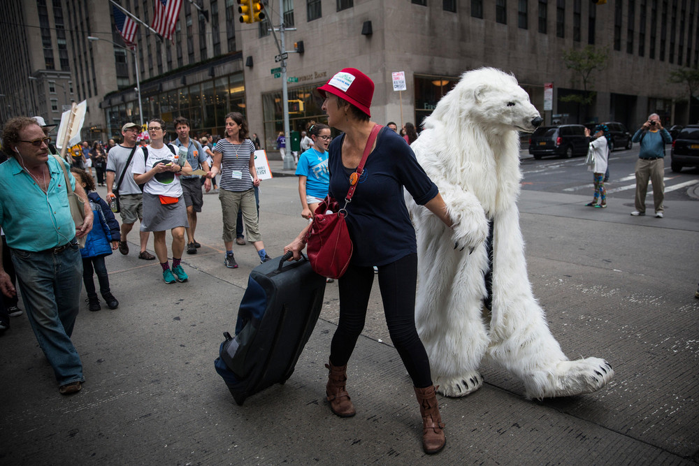 Global Climate Marches