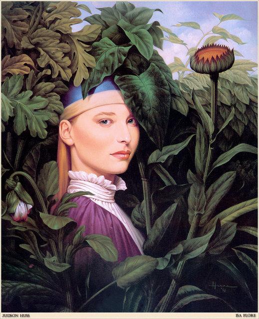 Judson Huss – Isa Flore