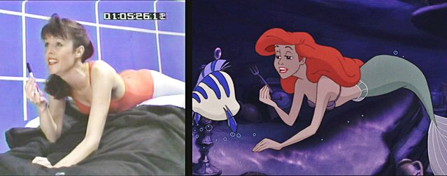 Live-Action Footage For The Little Mermaid