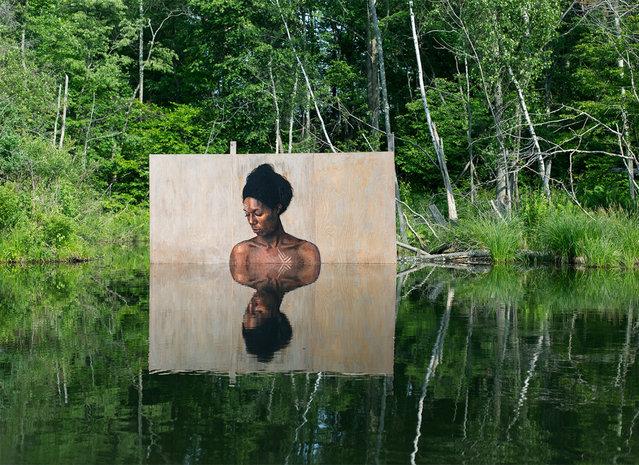 Hyperrealistic Portraits By Sean Yoro aka Hula