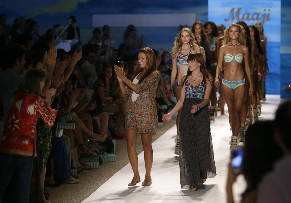 Mercedes-Benz Fashion Week Swim in Miami. Part 2