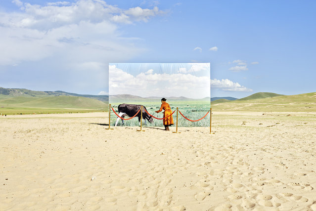 Desertification In Mongolia By Daesung Lee