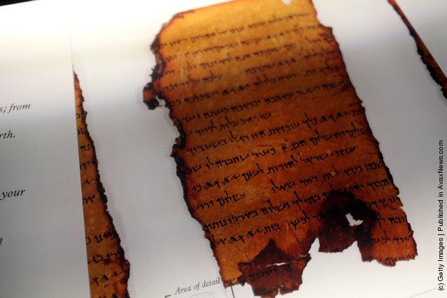 Dead Sea Scrolls: Life and Faith in Biblical Times