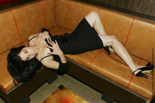 Actress Sarah Silverman