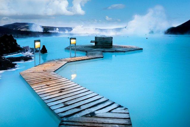Iceland – Blue Lagoon Geothermal Spa
