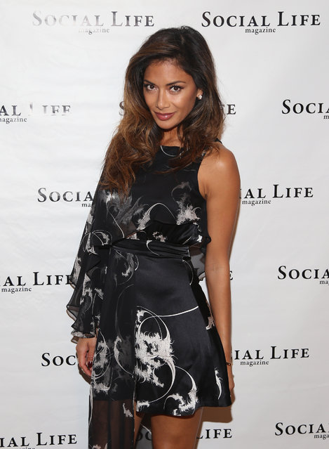 Nicole Scherzinger attends the Social life Magazine Memorial Day Event at Seasons Of Southampton on May 28, 2016 in Southampton, New York. (Photo by Jerritt Clark/Getty Images)