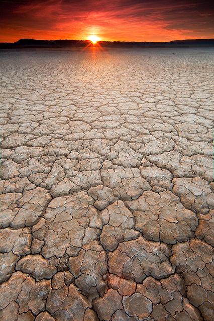 Alvord Playa, Oregon. (Jesse Estes)