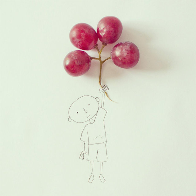 Whimsical Illustrations By Javier Perez