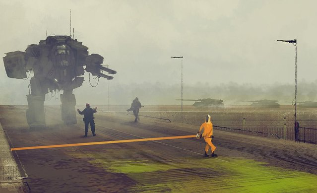 Concept Artist And Illustrator Jakub Rozalski Part 2