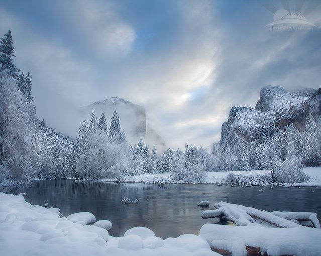 Yosemite – Winter 2009. (Jesse Estes)