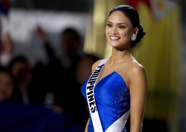 Miss Philippines Pia Alonzo Wurtzbach competes in the 2015 Miss Universe Pageant in Las Vegas, Nevada December 20, 2015. (Photo by Steve Marcus/Reuters)