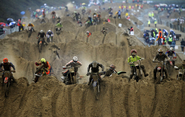 RHL Beach Race At Weston