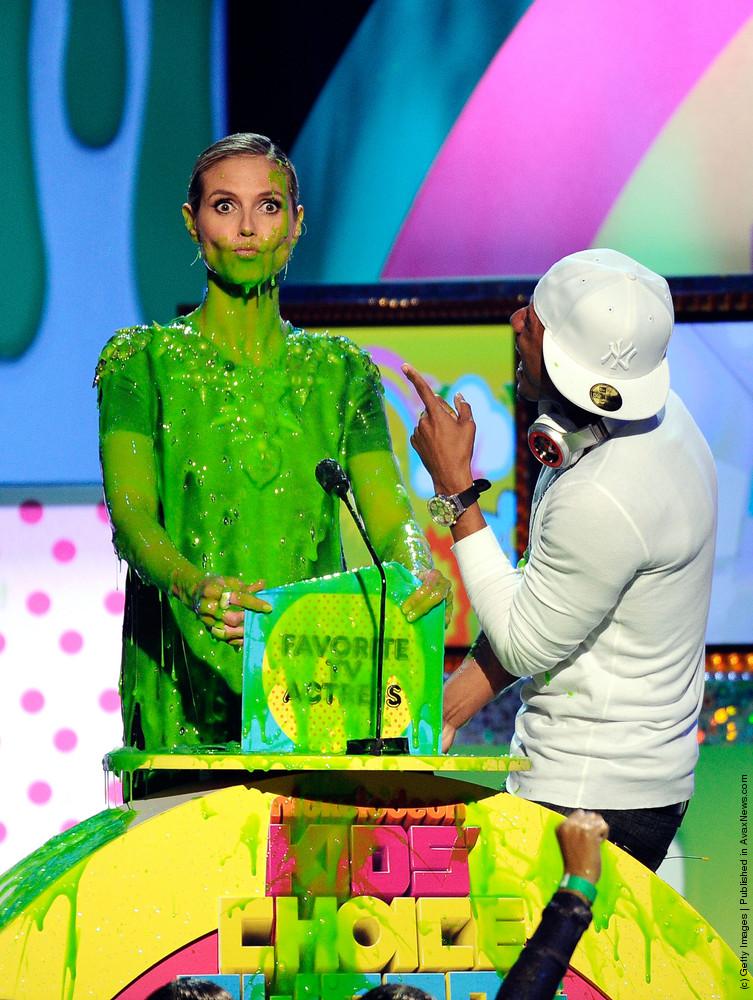 Nickelodeon's 24th Annual Kids' Choice Awards – Show