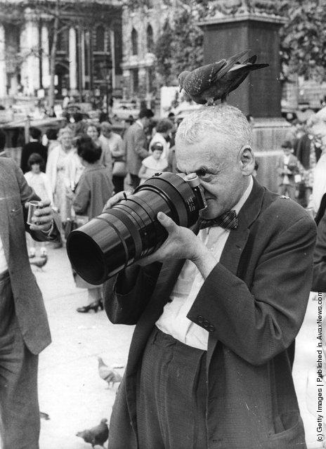American photographer Weegee