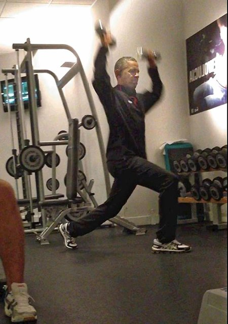 Barack Obama Training In Polish