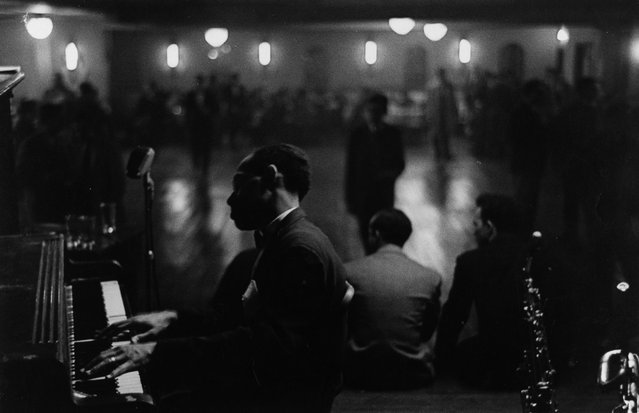 """Dance Hall, New York,"" by American photographer Ed Feingersh, circa 1953. (Photo by Ed Feingersh)"