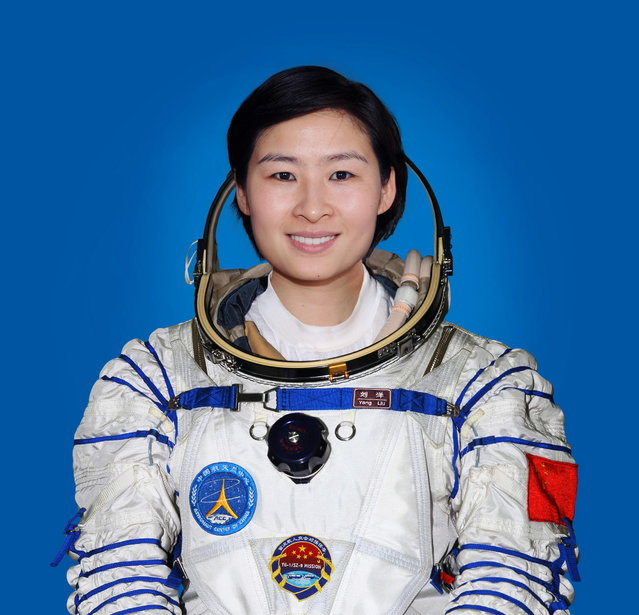 China's First Spacewoman Liu Yang