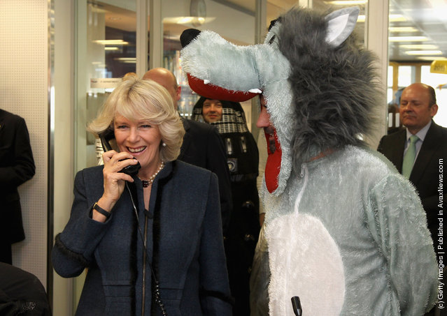 Camilla, Duchess of Cornwall does a 150 Million Euro Trade under the guidance of Simon Bond (Head of Spot FX)