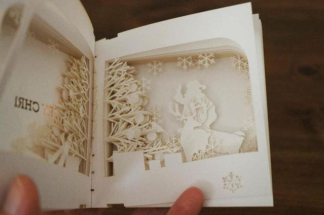 Cut Books By Yusuke Oono