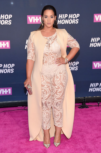 Actress Dascha Polanco attends the VH1 Hip Hop Honors: All Hail The Queens at David Geffen Hall on July 11, 2016 in New York City. (Photo by Michael Loccisano/Getty Images for VH1)