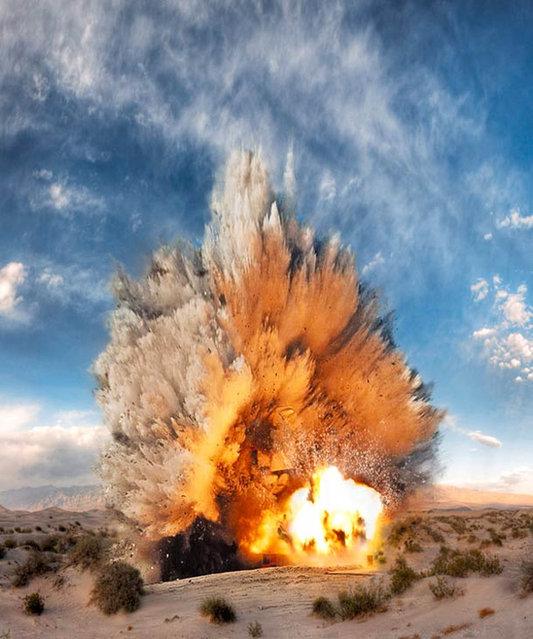 Detonations  by Ueli Alder