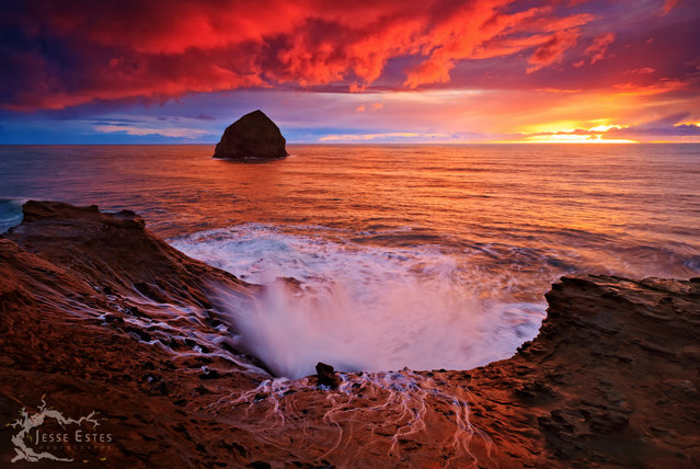 Cape Kiwanda. (Jesse Estes)