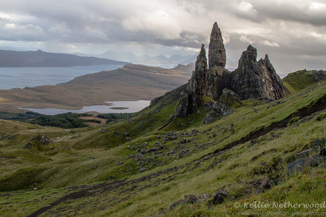 Island Of Skye, Scotland
