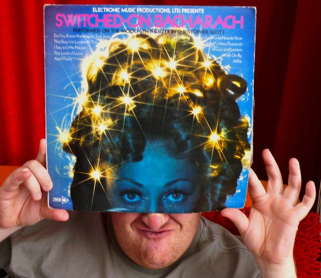 """""""Switched-on Bacharach"""". (Photo by jrvl)"""