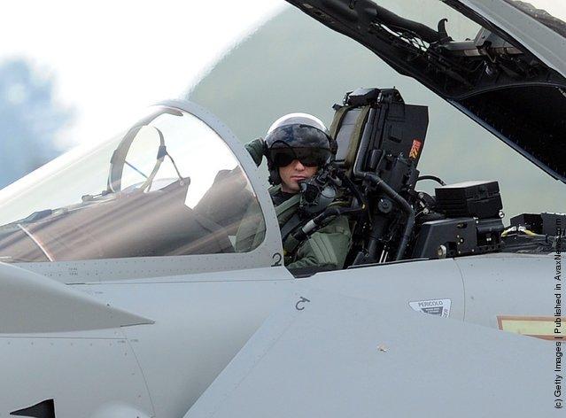Italian Eurofighter EF-2000 Typhoons