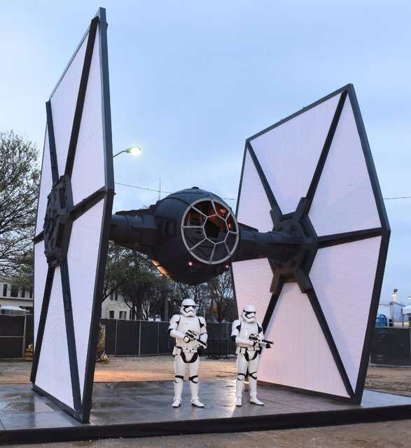 Star Wars: The Force Awakens – The First Order Has Landed At SXSW on March 11, 2016 in Austin, Texas. (Photo by Vivien Killilea/Getty Images for Walt Disney Studios Home Entertainment)
