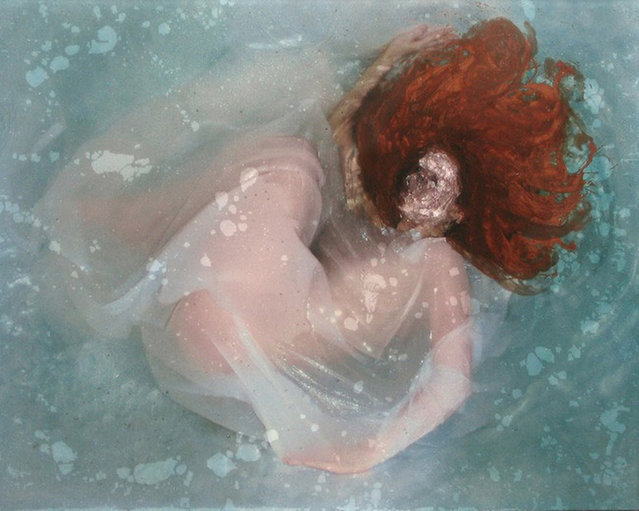 Paintings Created With Liquid Resin By Jessica Dunegan