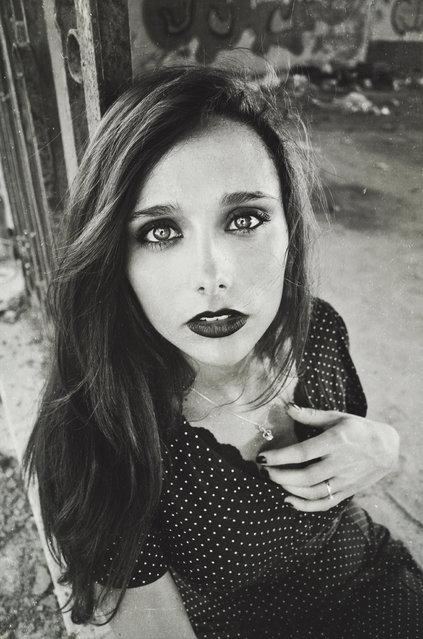 Untitled. Model: Ilaria La Croce. (Photo by Francesca Errichiello)