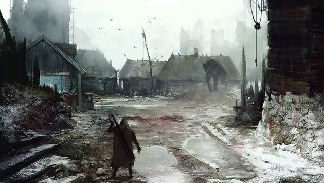 Concept Artist And Illustrator Jakub Rozalski Part 1