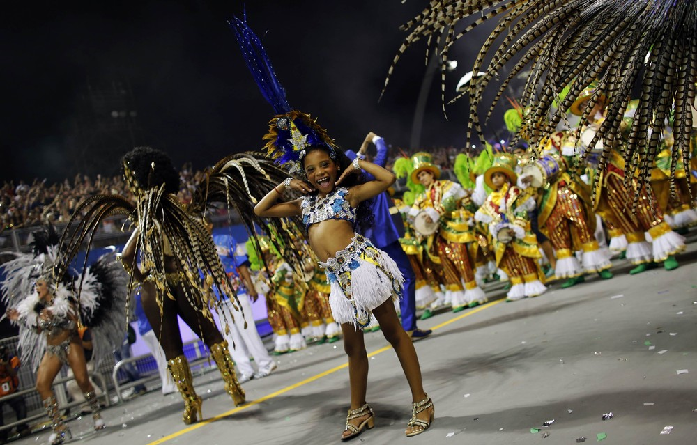 Brazilian Carnival Kicks Off