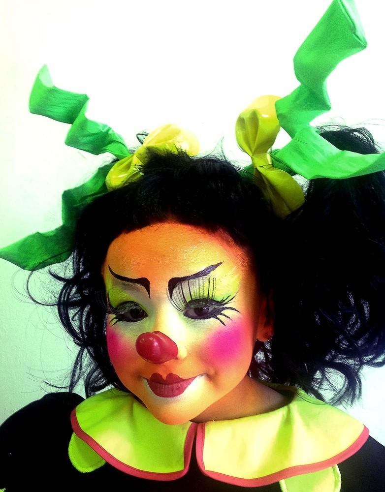 Mexico's 17th Annual Clown Convention