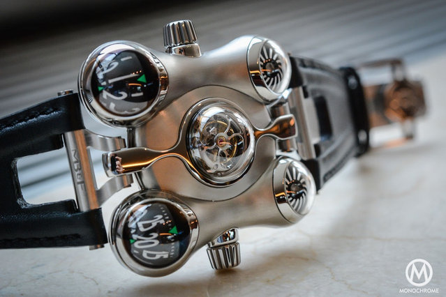 MB&F Horological Machine No. 6 Space Pirate