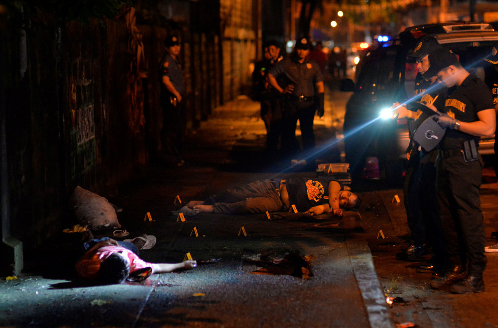 Duterte's War on Drugs