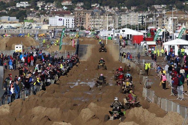 RHL Beach Race At Weston