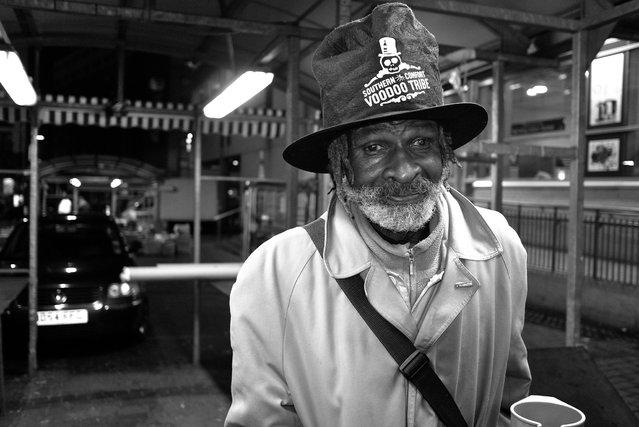 Birmingham by Street Photographer Adrian Saker