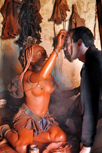 Himba Beauty Girl. Photo by Mr. Snoopy