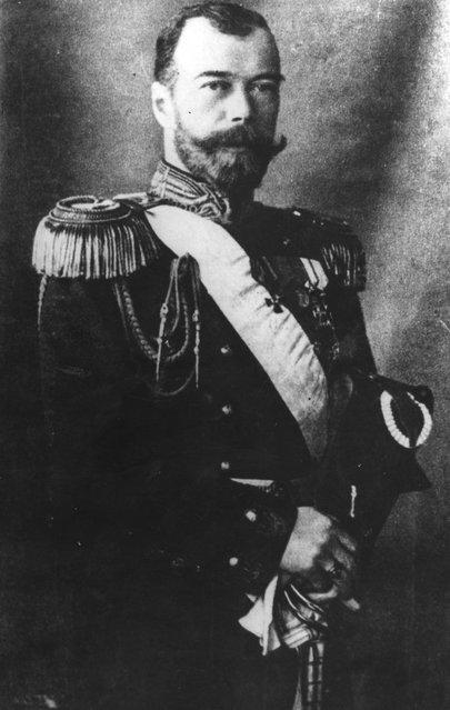 Tsar Nicholas II of Russia (1868–1918), circa 1912.  (Photo by Keystone)