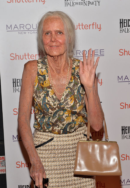 Heidi Klum attends Heidi Klum's Halloween presented by Shutterfly at Marquee on October 31, 2013 in New York City. (Photo by Andrew H. Walker/Getty Images for Shutterfly)
