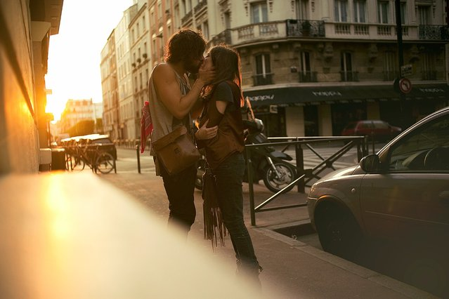 """Slow Club"". (Théo Gosselin)"