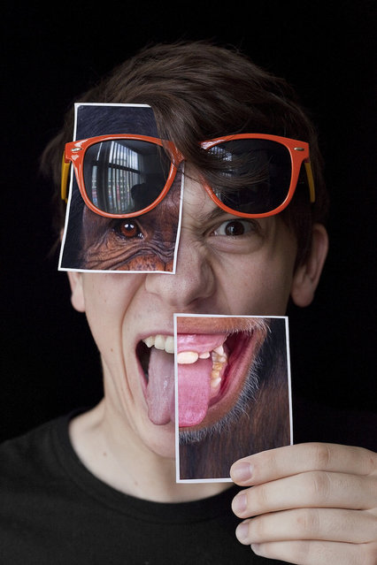 """""""Evolution"""". (Photo by Taylor Sloan)"""