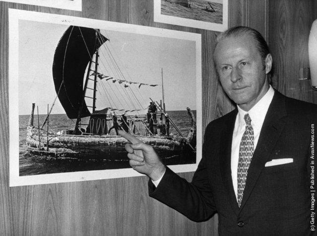 Thor Heyerdahl, Ra