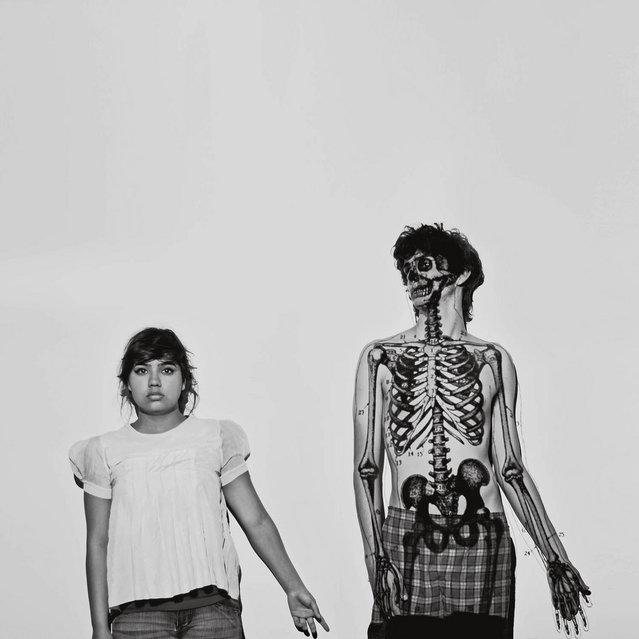 You're all Flesh & Bones (365 project). (Glenda Lissette)
