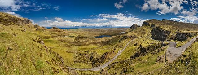 Island Of Skye, Scotland